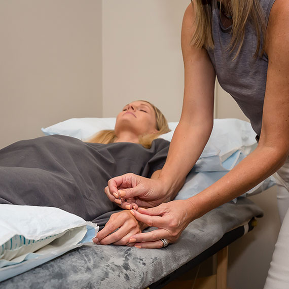 Acupuncture Wrist